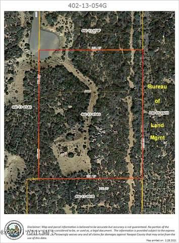 1 S Grant Woods Parkway, Dewey-Humboldt, AZ 86327 (MLS #1036415) :: Conway Real Estate