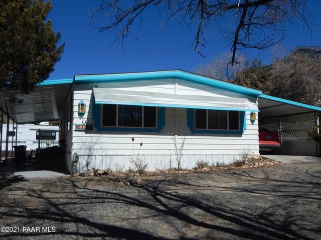115 Whipple Place, Prescott, AZ 86301 (MLS #1036444) :: Conway Real Estate