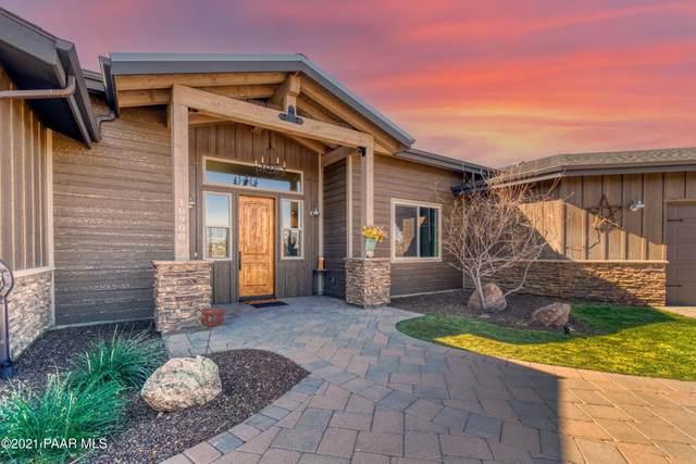 10900 N Deer Hill Lane, Prescott, AZ 86305 (MLS #1036472) :: Conway Real Estate