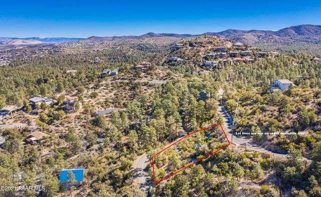 891 S Skyview Drive, Prescott, AZ 86303 (#1036487) :: Shelly Watne