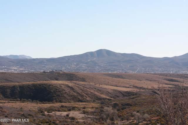 0 Prescott Dells Road, Dewey-Humboldt, AZ 86327 (MLS #1036513) :: Conway Real Estate