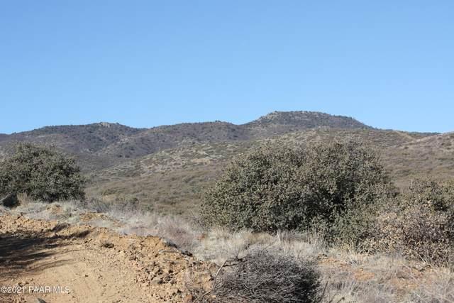 00 Prescott Dells Road, Dewey-Humboldt, AZ 86327 (MLS #1036514) :: Conway Real Estate