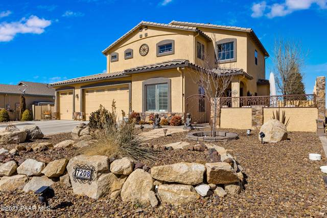 7208 E Courage Butte Trail, Prescott Valley, AZ 86315 (#1036524) :: Prescott Premier Homes | Coldwell Banker Global Luxury