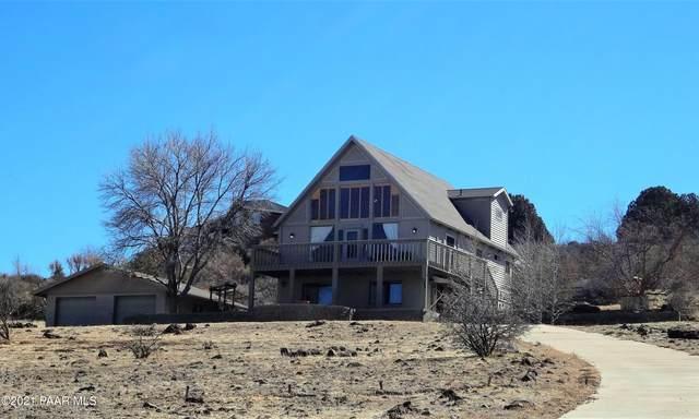 715 N Lakeview Drive, Prescott, AZ 86301 (#1036589) :: Shelly Watne