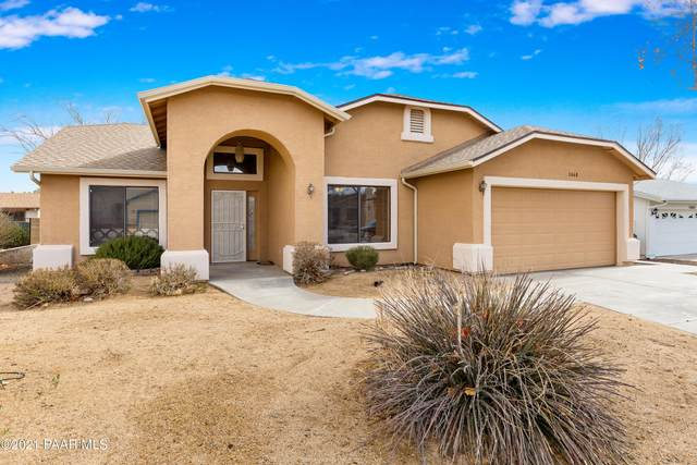 11668 Appaloosa Lane, Dewey-Humboldt, AZ 86327 (#1036597) :: Shelly Watne