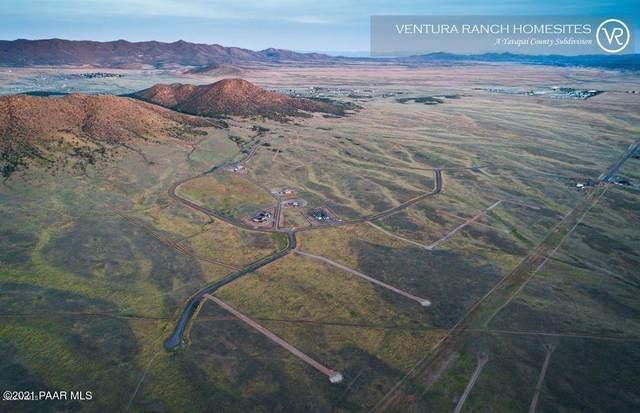 Lot 72 E Ventura Way, Prescott Valley, AZ 86515 (#1036622) :: Shelly Watne