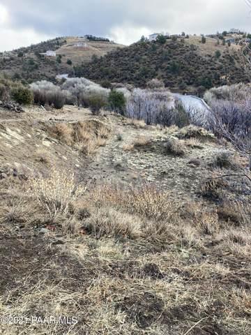 607 N Creekside Drive, Prescott, AZ 86303 (MLS #1036637) :: Conway Real Estate