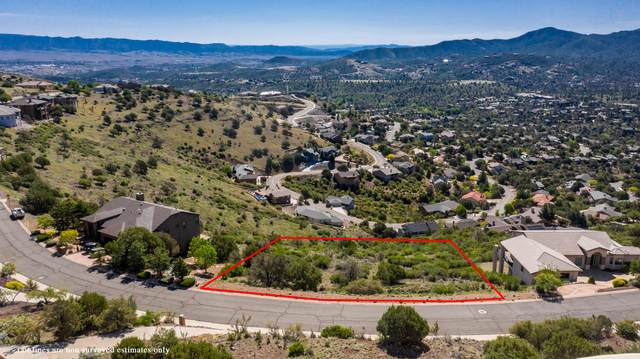 833 Tom Mix Trail, Prescott, AZ 86301 (#1036657) :: Shelly Watne