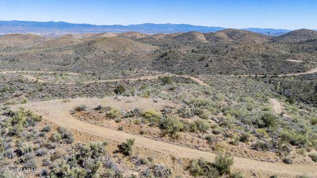 Xxx N Bucking Horse Trail, Kirkland, AZ 86332 (MLS #1036675) :: Conway Real Estate