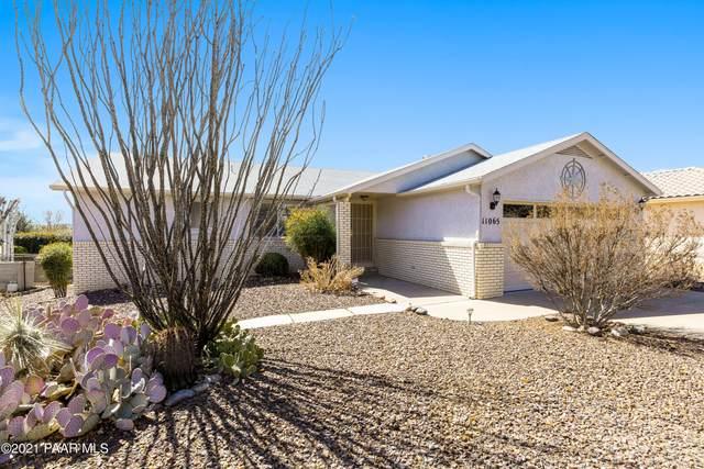11065 E Manzanita Trail, Dewey-Humboldt, AZ 86327 (#1036691) :: Shelly Watne