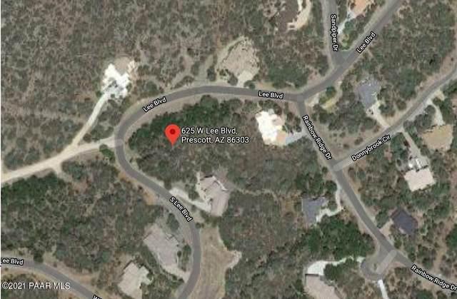 625 W Lee Boulevard, Prescott, AZ 86303 (#1036808) :: Shelly Watne