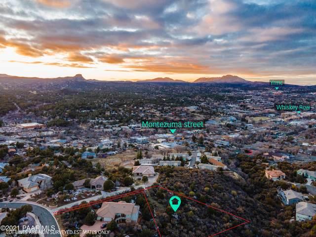 218 Summit Pointe Drive, Prescott, AZ 86303 (MLS #1036941) :: Conway Real Estate