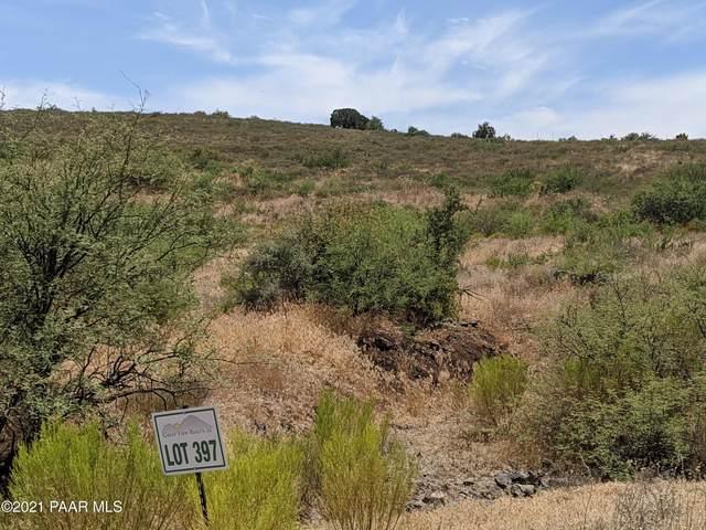 15095 E Upper Ridge Lane, Mayer, AZ 86333 (MLS #1036982) :: Conway Real Estate