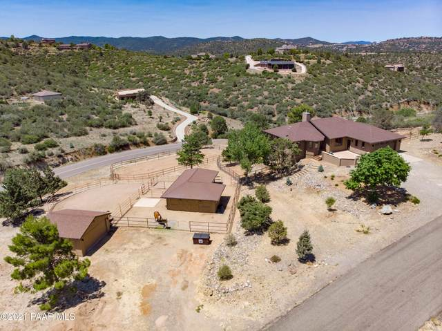 5735 E Chase Circle, Prescott, AZ 86303 (#1037014) :: Shelly Watne