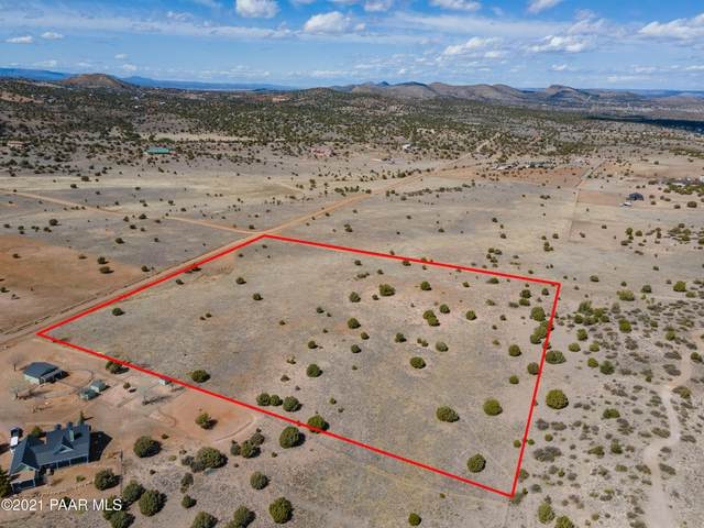575 S Bandit Ridge Road, Chino Valley, AZ 86305 (#1037025) :: Shelly Watne