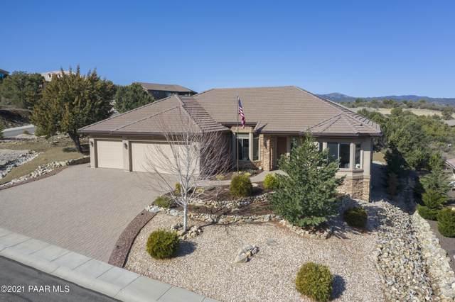 896 Canyon Breeze Court, Prescott, AZ 86303 (#1037044) :: Shelly Watne