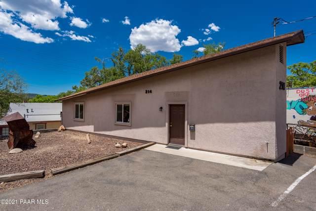 214 White Spar Road, Prescott, AZ 86303 (#1037073) :: Shelly Watne
