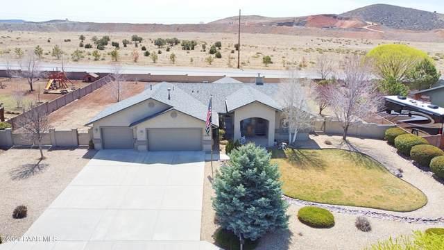 13225 E Trigger Road, Prescott Valley, AZ 86315 (#1037166) :: Shelly Watne