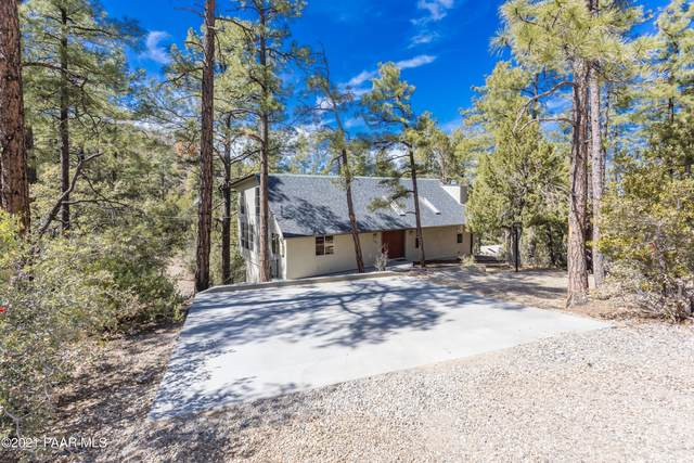 1566 S Forest Drive, Prescott, AZ 86303 (#1037180) :: Shelly Watne