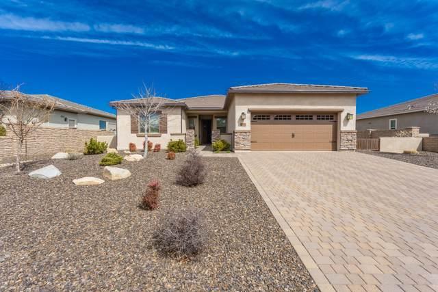 464 Casa De Campo Drive, Prescott, AZ 86301 (#1037194) :: Shelly Watne