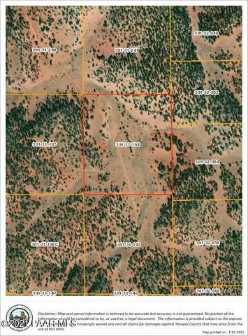 193 Antelope Valley Ranches, Seligman, AZ 86337 (#1037221) :: Shelly Watne