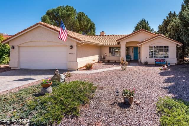 11055 E Lariat Lane, Dewey-Humboldt, AZ 86327 (#1037240) :: Shelly Watne