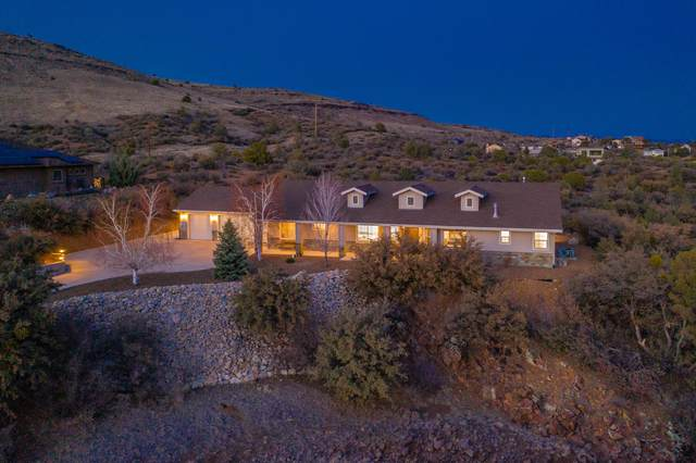 4689 Sharp Shooter Way, Prescott, AZ 86301 (#1037309) :: Shelly Watne