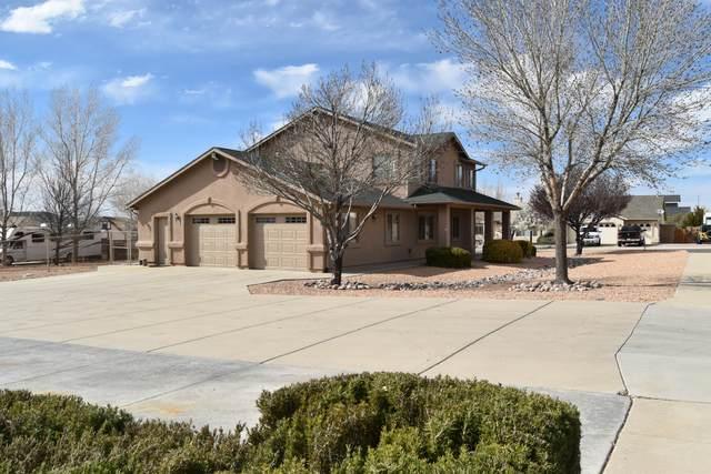 13105 E Buckshot Road, Prescott Valley, AZ 86315 (#1037318) :: Shelly Watne