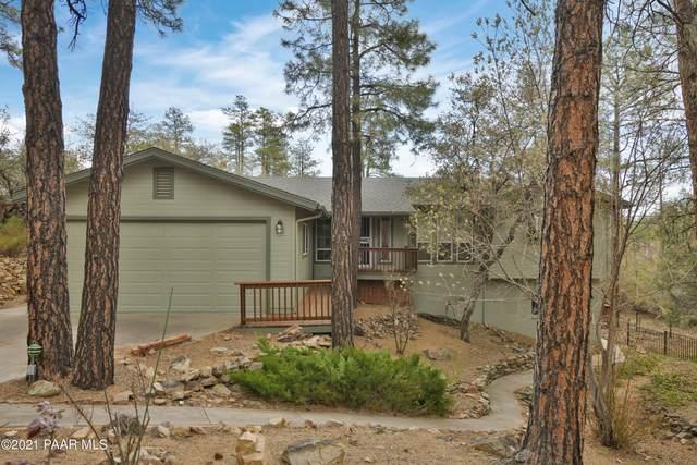1764 Rolling Hills Drive, Prescott, AZ 86303 (MLS #1037348) :: Conway Real Estate