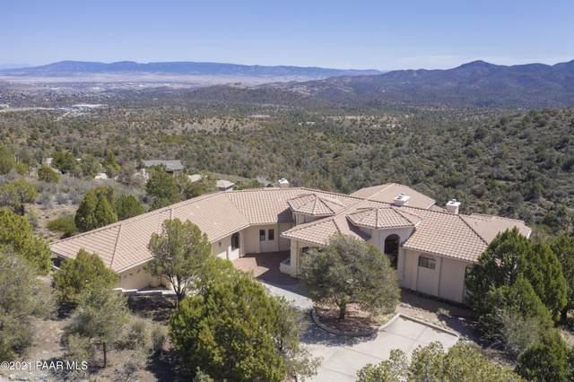 581 Windspirit Circle, Prescott, AZ 86303 (#1037372) :: Shelly Watne