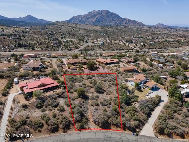 4760 Cody Drive, Prescott, AZ 86305 (MLS #1037407) :: Conway Real Estate