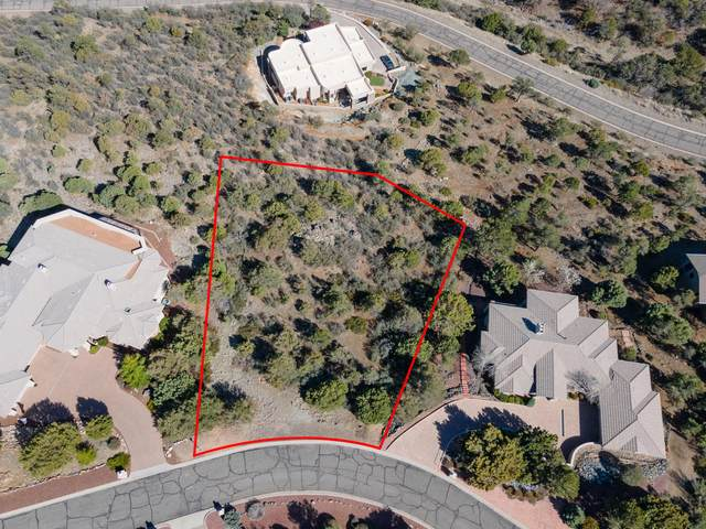 589 Windspirit Circle, Prescott, AZ 86303 (#1037410) :: Shelly Watne
