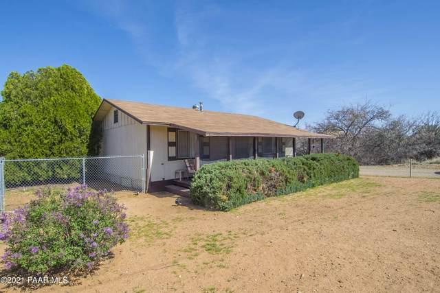 19664 E Ironwood Drive, Mayer, AZ 86333 (#1037418) :: Shelly Watne