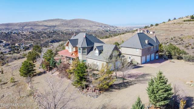 495 N Coulter Circle, Prescott, AZ 86303 (#1037429) :: Shelly Watne