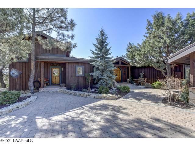 557 Lodge Trail Circle, Prescott, AZ 86303 (#1037439) :: Shelly Watne