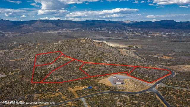 0 S Grant Woods Parkway, Dewey-Humboldt, AZ 86327 (#1037442) :: Shelly Watne