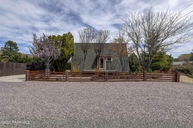 1701 N Jade Circle, Prescott, AZ 86301 (#1037491) :: Shelly Watne