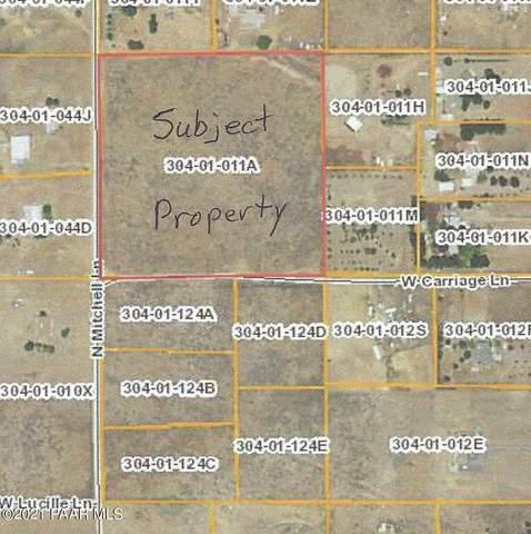 25325 N Mitchell Lane, Paulden, AZ 86334 (#1037521) :: Shelly Watne