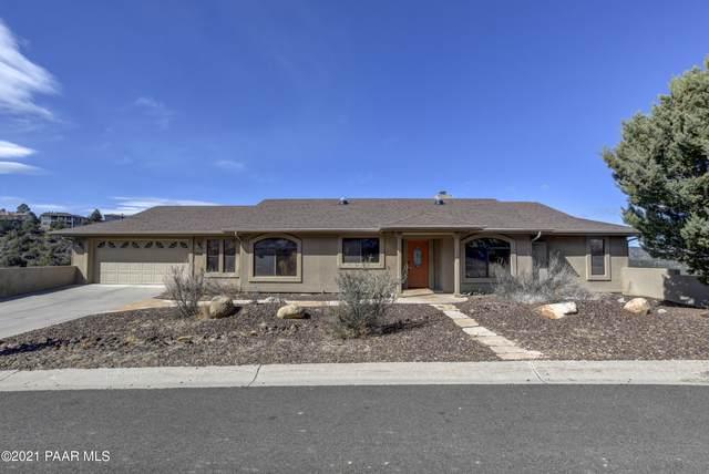 1140 Gambel Oak Trail, Prescott, AZ 86303 (#1037544) :: Shelly Watne