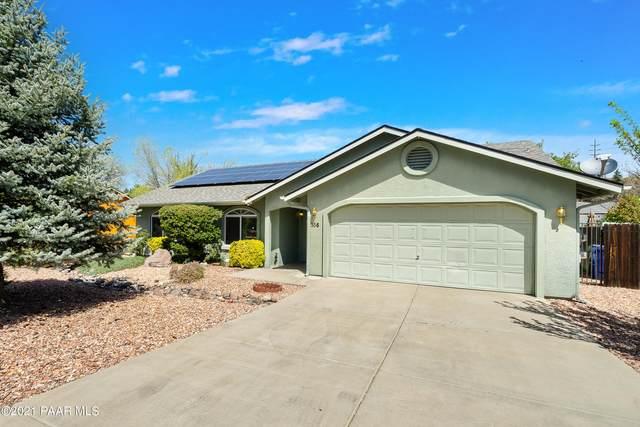 356 Peregrine Lane, Prescott, AZ 86301 (#1037650) :: Shelly Watne