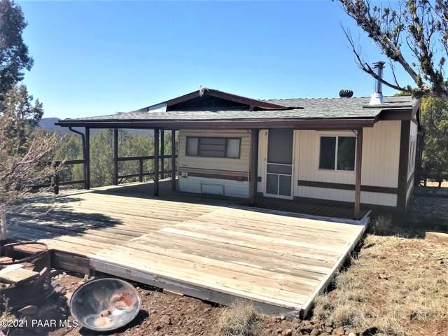 299 N Chippendale Trail, Seligman, AZ 86337 (#1037667) :: Prescott Premier Homes | Coldwell Banker Global Luxury