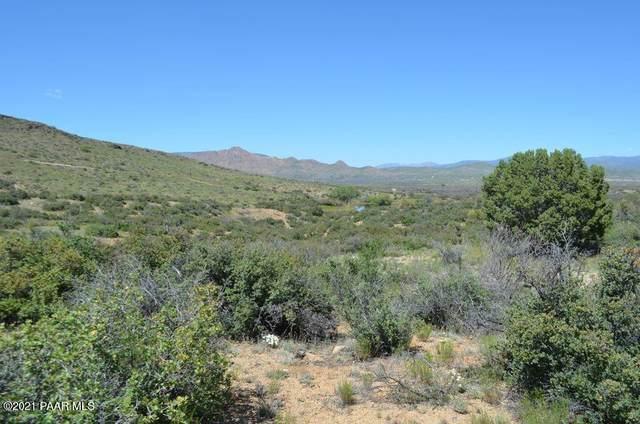 214 A Ruger Ranch Phase 3 Unit 3, Kirkland, AZ 86332 (MLS #1037727) :: Conway Real Estate