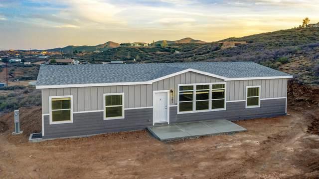 17105 E Leprechaun Road, Dewey-Humboldt, AZ 86327 (MLS #1037736) :: Conway Real Estate