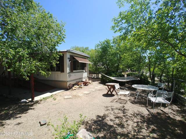 136 E Merritt Street, Prescott, AZ 86301 (#1037760) :: Shelly Watne