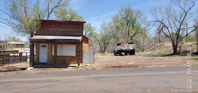 47199 N Fifth Street, Ash Fork, AZ 86320 (MLS #1037792) :: Conway Real Estate