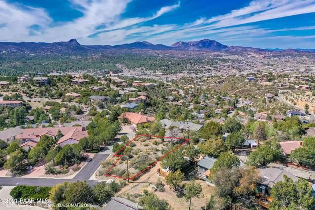 210 Partridge Lane, Prescott, AZ 86303 (#1037800) :: Shelly Watne