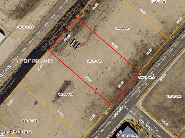 2218 Cirrus Drive, Prescott, AZ 86301 (#1037861) :: Shelly Watne
