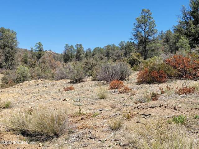 0 S Monte Cristo Rd, Lot 111, Peeples Valley, AZ 86332 (MLS #1037880) :: Conway Real Estate