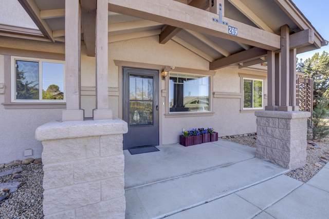 269 Jacob Lane, Prescott, AZ 86303 (#1037922) :: Shelly Watne