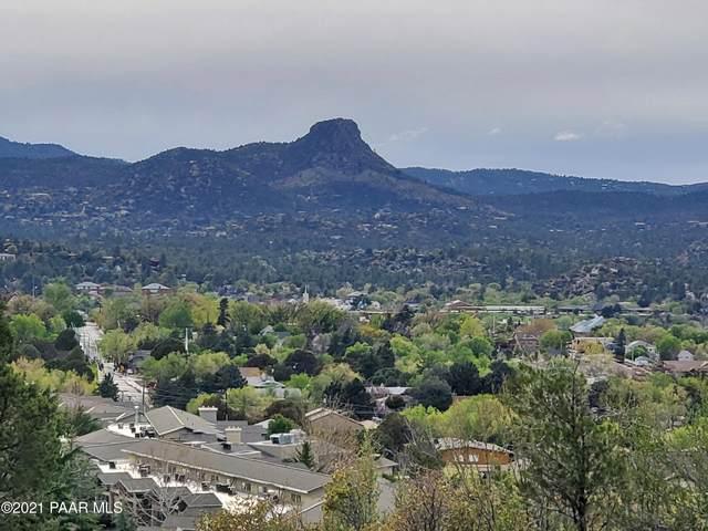 200 Rhonda Drive, Prescott, AZ 86303 (MLS #1038026) :: Conway Real Estate